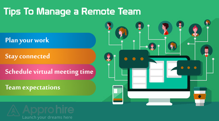 Everything You Need to Know to Manage a Remote Team